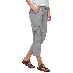 Women's SONOMA Goods for Life™ Ultra Comfortwaist Utility Capri Pants