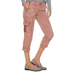 Women's SONOMA Goods for Life™ Utility Capri Pants