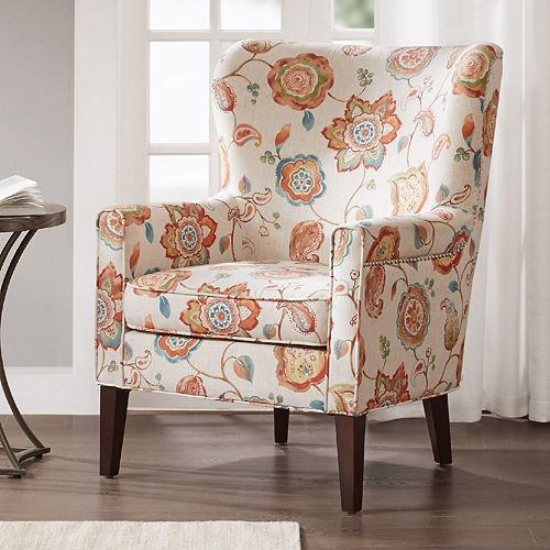 Sensational Madison Park Halford Accent Chair Ocoug Best Dining Table And Chair Ideas Images Ocougorg