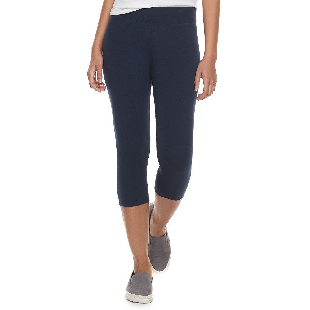 cfcc4a2139819 Women's SONOMA Goods for Life™ Capri Leggings
