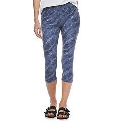 Women's SONOMA Goods for Life™ Capri Leggings