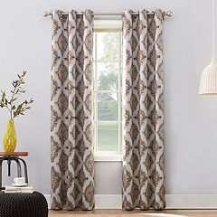 Sun Zero Aleah Home Theater Grade Extreme Blackout 2-pack Window Curtains