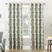 Sun Zero Extreme Calisa Theater Grade Blackout Window Curtain