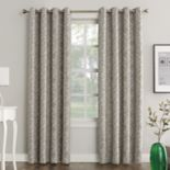 Sun Zero Blackout 1-Panel Extreme Dagmar Theater Grade Window Curtain
