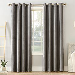 Sun Zero Blackout 1-Panel Extreme Estate Theater Grade Window Curtain