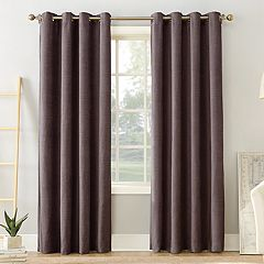 Sun Zero Extreme Estate Theater Grade Blackout Window Curtain