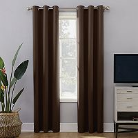 Sun Zero Norway Home Theater Grade Extreme Blackout 2-pack Window Curtains
