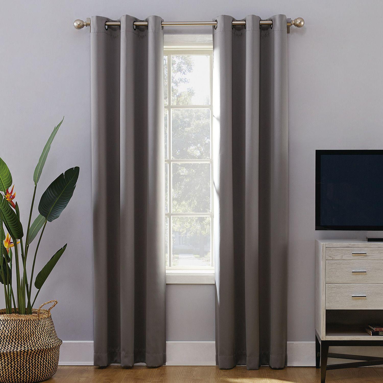 grey bedroom curtains drapes window treatments home decor kohl s rh kohls com
