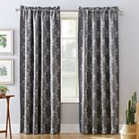 Sun Zero Lilith Theater Grade Extreme 100% Blackout Window Curtain