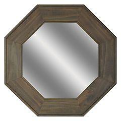 Belle Maison Rustic Farmhouse Wall Mirror