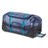 High Sierra Kennesaw 30 in Drop-Bottom Wheeled Duffel Bag
