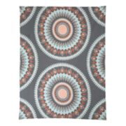 Simple by Design Starburst Medallion Wall Tapestry