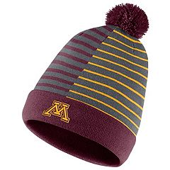 Adult Nike Minnesota Golden Gophers Reversible Beanie