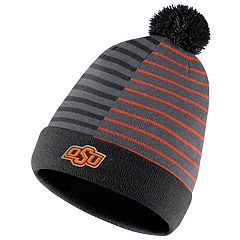 Adult Nike Oklahoma State Cowboys Reversible Beanie