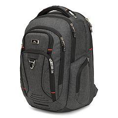 55a020b9ba0b High Sierra Endeavor Elite Laptop Backpack. Heather Black. sale