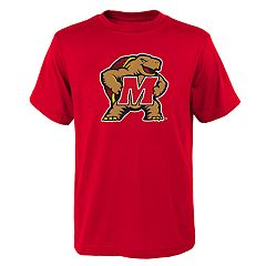 Boys 4-18 Maryland Terrapins Primary Logo Tee