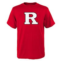 Boys 4-18 Rutgers Scarlet Knights Primary Logo Tee