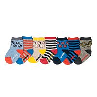 Baby / Toddler Boy OshKosh B'gosh® 7-pack Sport Day of the Week Crew Socks