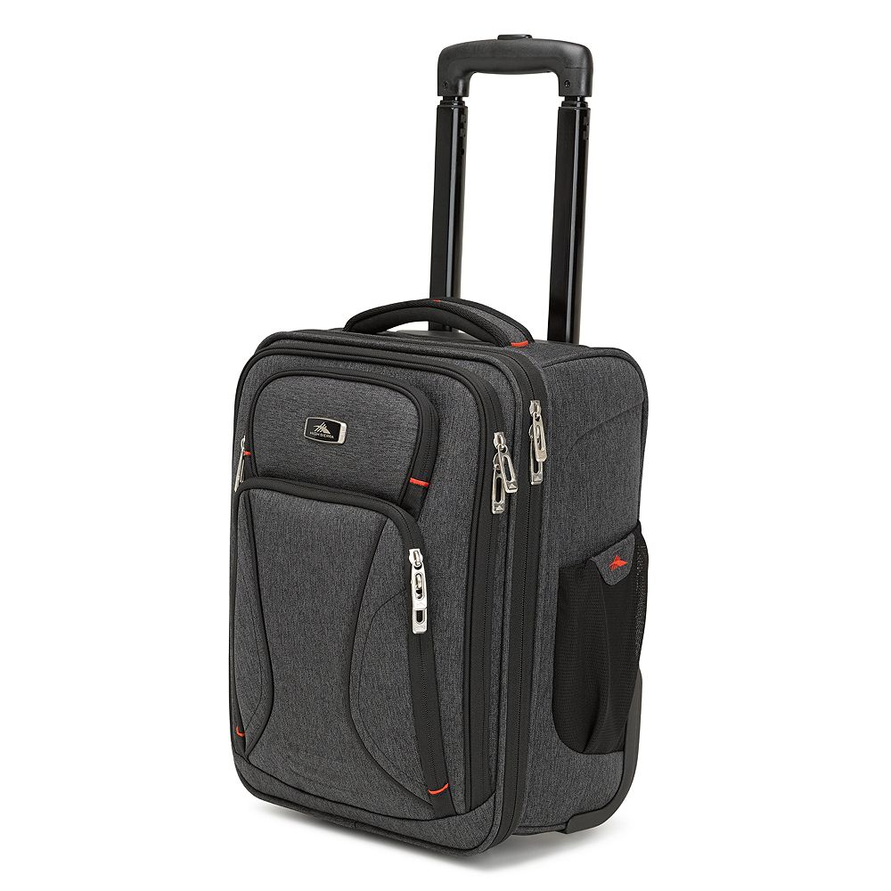 High Sierra Endeavor Wheeled Underseater Carry-On Luggage