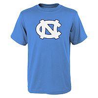 Boys 4-18 North Carolina Tar Heels Primary Logo Tee