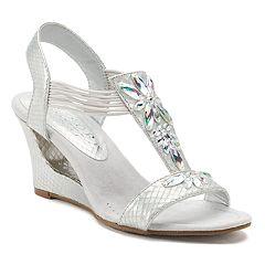 New York Transit News Worthy Women's Wedge Sandals