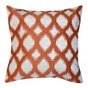 Spencer Home Decor Modo Geometric Jacquard Throw Pillow