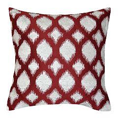 Spencer Home Decor Modo Geometric Jacquard Throw Pillow