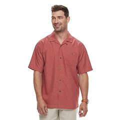 Men's Havanera Short Sleeve Chambray Button-Down Shirt