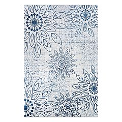 Couristan Calinda Summer Bliss Medallion Rug