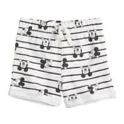 Disney's Mickey Mouse Baby Printed French Terry Shorts by Jumping Beans®