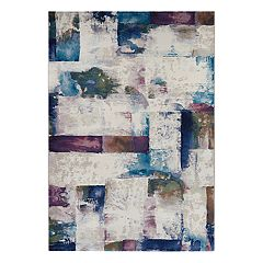 Couristan Easton Watercoloring Abstract Rug
