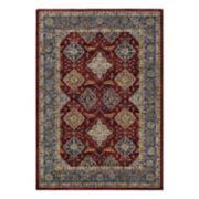 Couristan Monarch Yamut Framed Floral Rug