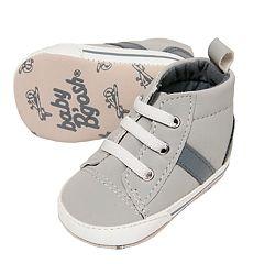 Baby Boy OshKosh B'gosh® Neutral Sneaker Crib Shoes