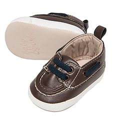 Baby Boy OshKosh B'gosh® Boat Shoe Crib Shoes