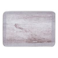 KHL Rugs Dockwood Contemporary Printed Comfort Mat