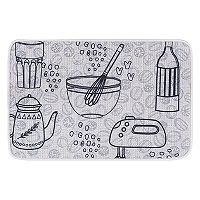 KHL Rugs Kitchen Items Printed Comfort Mat