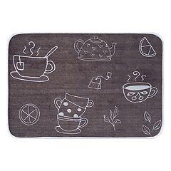 KHL Rugs Tea Printed Comfort Mat