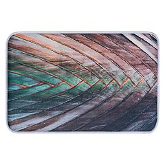 KHL Rugs Palm Contemporary Printed Comfort Mat