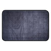 KHL Rugs Woodgrain Contemporary Printed Comfort Mat