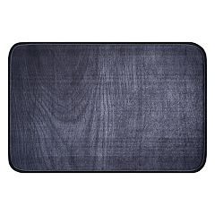 KHL Rugs Woodgrain Contemporary Printed Comfort Mat