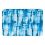 KHL Rugs Tie Dye Contemporary Abstract Printed Comfort Mat