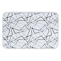 KHL Rugs Shatter Contemporary Printed Comfort Mat