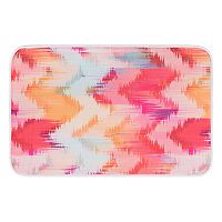 KHL Rugs Chevron Contemporary Printed Comfort Mat