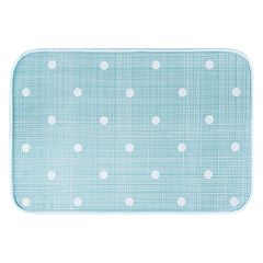 KHL Rugs Polka Dots Transitional Geometric Printed Comfort Mat
