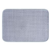 KHL Rugs Linen Contemporary Printed Comfort Mat