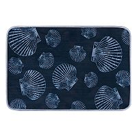 KHL Rugs Seashells Printed Comfort Mat