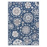 KHL Rugs Wendy Traditional Floral Rug