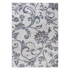 KHL Rugs Garland Transitional Floral Rug