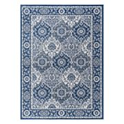 KHL Rugs Newcomb Traditional Framed Floral Rug