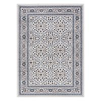 KHL Rugs Beauregard Traditional Framed Floral Rug